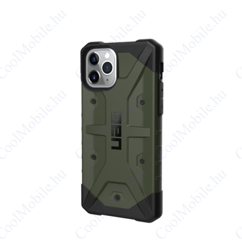 UAG Pathfinder Apple iPhone 11 Pro hátlap tok, Olive Drab