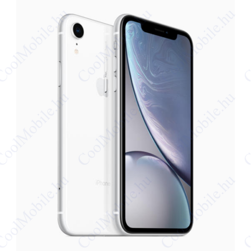 Apple iPhone XR 128GB fehér