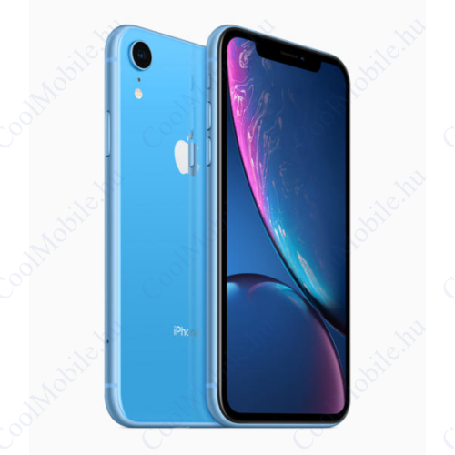 Apple iPhone XR 128GB kék