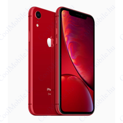 Apple iPhone XR 128GB piros