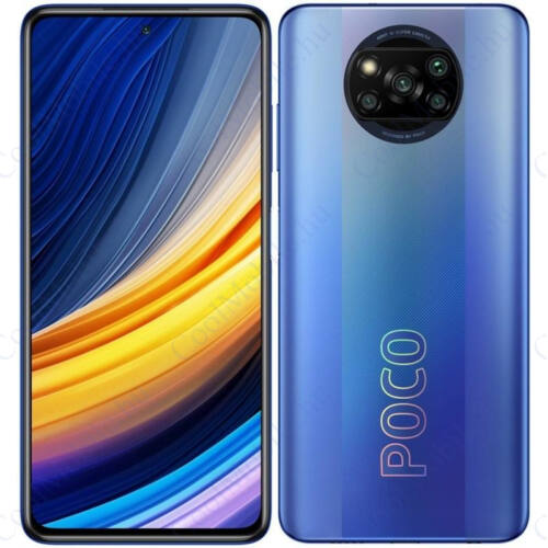 Xiaomi Poco X3 Pro 128GB 6GB RAM Dual kék