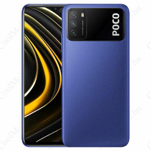 Xiaomi Poco M3 128GB 4GB Dual kék, 1 év garancia