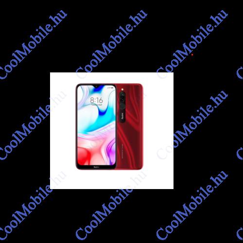 Xiaomi Redmi 8 4GB 64GB Dual-SIM (B20) piros, kártyafüggetlen, 1 év garancia