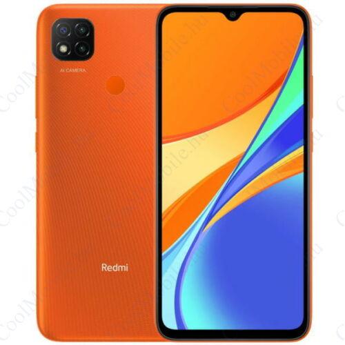 Xiaomi Redmi 9C 32GB 2GB Dual narancs