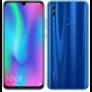 Kép 2/2 - Honor 10 Lite 3GB/64GB Dual SIM, kék, Gyártói garancia