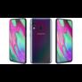 Kép 2/2 - Samsung Galaxy A40 64GB Dual SIM A405, fekete, Gyártói garancia