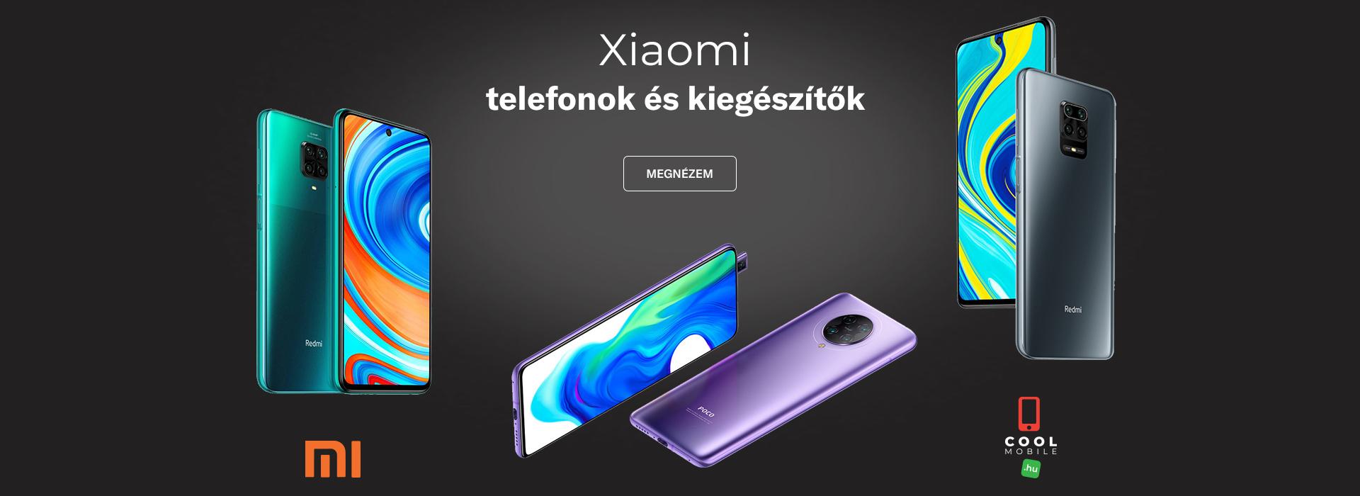 Xiaomi Okostelefonok